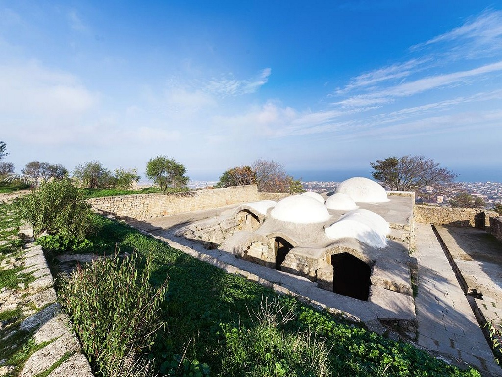 Нарын кала крепость Экскурсонный тур из Волгограда с туроператорм И-Волга в Дербент, Дагестан, Азербайджан.jpg