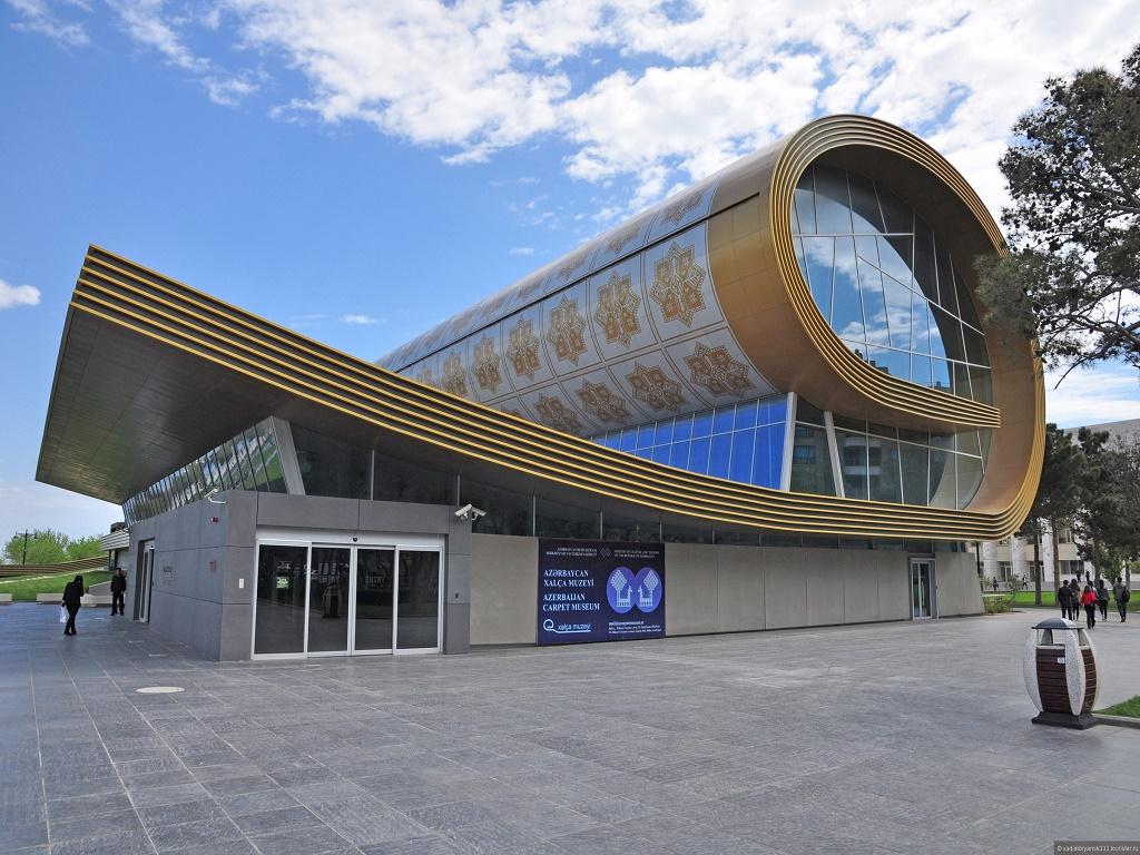 Музей Азербайджанского ковра в туре Салам Аербайджан из Волгограда И-Волга.jpg